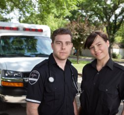 medical transportation staff