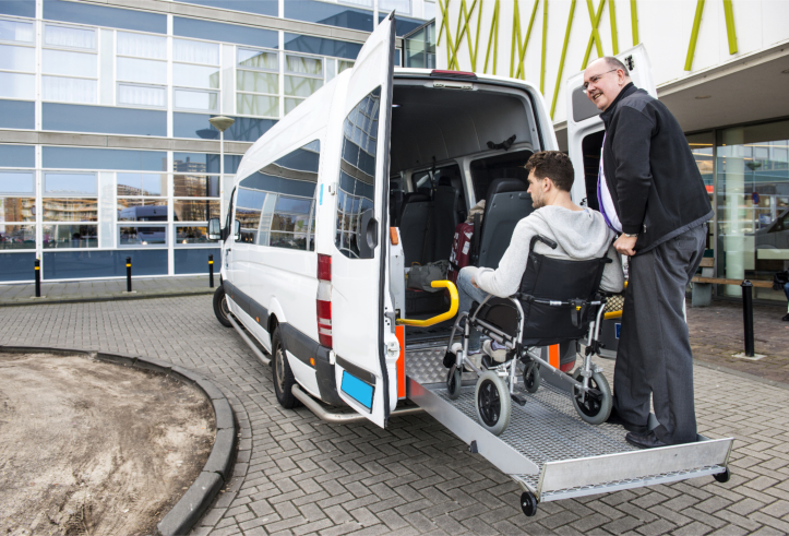 Finding Exceptional Non-Emergency Medical Transportation